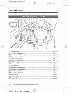 online auto repair manual 2007 mazda mazda5 regenerative braking 2007 mazda cx 9 owners manual