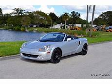 2003 toyota mr2 spyder for sale classiccars cc 1077690
