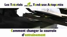 Tutoriel Autoport 233 E N 176 2 Comment Changer La Courroie De