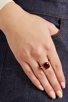 nudo pomellato pomellato nudo maxi 18 karat gold quartz ring net