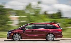 2018 Honda Odyssey Tested With Nine Speed Automatic