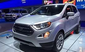 Ford Eco Sport 2018 19 Exporter Export  Trust Motors