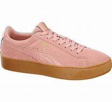 deichmann schuhe damen sneaker vikky platform rosa