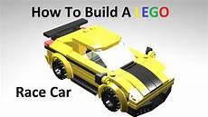 How To Build A Lego Sports Car by How To Build A Lego Race Car Custom Moc