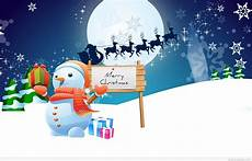 cute merry christmas wish wallpaper hd