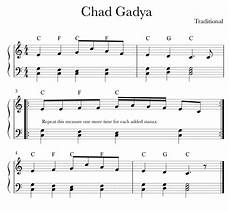 more pesach sheet music chad gadya play jewish music