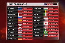 f1 kalender 2018 f1 kalender formule1