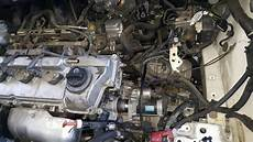airbag deployment 2000 honda passport on board diagnostic system replace a thermostat on a 2002 toyota sienna 2000 toyota sienna le thermostat location youtube