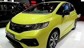 2020 Honda Fit Review Concept Release Date Price  2019