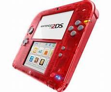 nintendo 2ds rot transparent pok 233 mon omega rubin ab 249