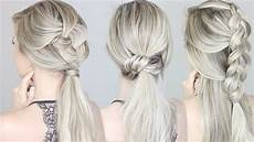 quick easy hairstyles for summer youtube