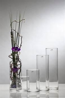 hohe glasvase dekorieren ideen nxsone45