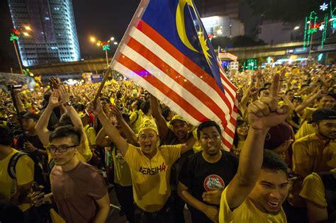 Malaysia Crisis