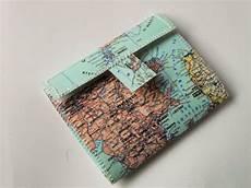 Was Kann Aus Alten Machen - upcycling geldbeutel aus landkarte n 228 hzimmer auf