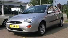 Ford Focus Ghia 1999 Silber Metallic Klimaanlage Www
