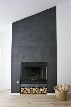 tv wand schiefer 50 modern fireplace ideas best contemporary fireplaces
