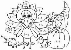 color by number worksheets thanksgiving 16252 13 enjoyable thanksgiving color by number worksheets kittybabylove
