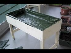 Hochbeet Tisch Selber Bauen Schritt F 252 R Schritt Mein