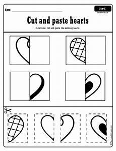 cut and paste motor skills worksheets 20651 pin on prek printables