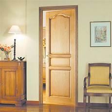 porte interieur chene porte en ch 234 ne de facture traditionnelle bloc porte