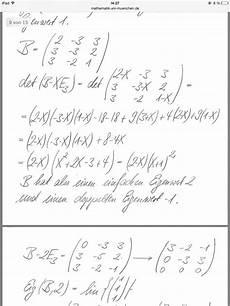 normalform basis f 252 r transformationsmatrix
