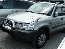 1997 HONDA CRV 4WD STOCK FOR SALE IN JAPAN  We Export