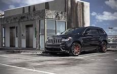 jeep grand srt8 suv adv1 wheels tuning cars