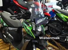 Modifikasi X Ride 125 Terbaru by Modifikasi All New Yamaha X Ride 125cc Ala Supermoto