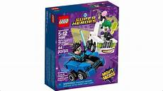 lego dc heroes 76093 mighty micros nightwing vs