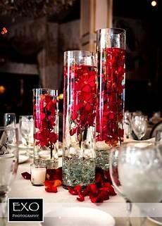 centerpieces red centerpieces wedding centerpieces rose