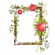 bordure en fleur frames flowers dreamland