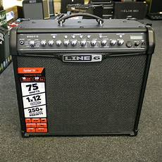 line 6 spider iv 75 combo guitar 2nd rich