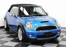 2009 Used Mini Cooper S Convertible 6 Speed Manual Trans