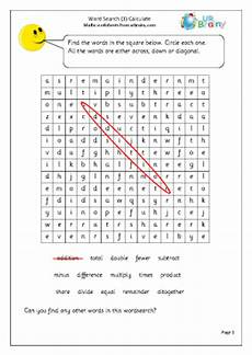 punctuation worksheets y3 20942 y3 calculate word search