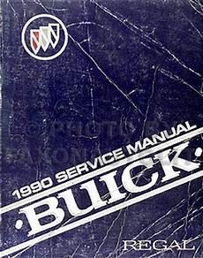 service and repair manuals 1990 buick lesabre navigation 1990 buick regal repair shop manual original