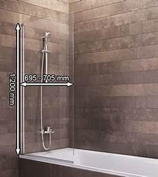 Duschtrennwand Badewanne Glas - duschabtrennung badewanne glas 1 teilig schulte berlin