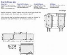peterson bluebird house plans pdf peterson bluebird house plans find house plans