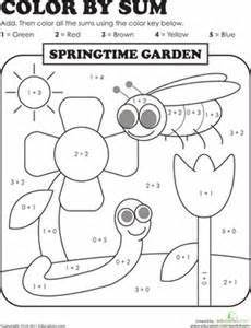 addition worksheets for grade 1 coloring 9387 1st grade coloring pages grade addition color by numbers worksheets addition