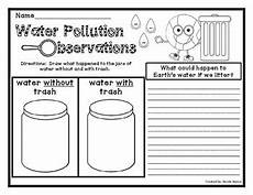 water pollution observations by nicole nance teachers