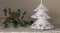 fabrication de deco de noel noel deco decoration sapin napperon papier
