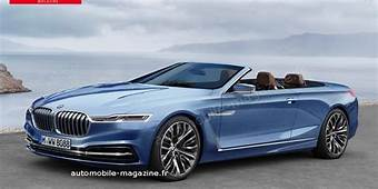 Spy Photos BMW 8 Series Convertible Caught In Heavy Camo