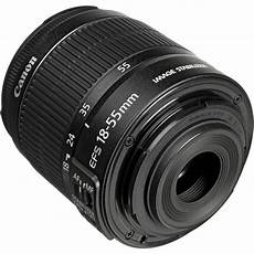 canon ef s 18 55mm f 3 5 5 6 is stm lens canon efs 18