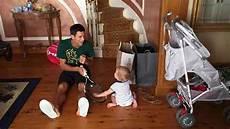 Novak Djokovic With His Adorable Stefan