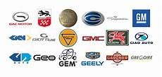 Automarke Mit G - car brands with a z