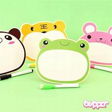 Animal Memo Board animal desk memo board blippo kawaii shop