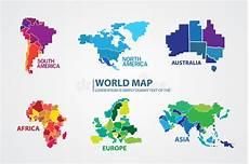 pixel world map design vector stock illustration illustration of digitally land 63808097
