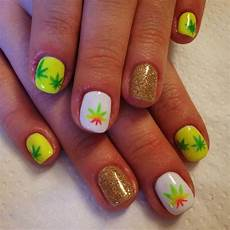 26 weed nail art designs ideas design trends premium