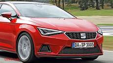 neuer seat leon 2019 seat to get sportier looks and in tech new 2019