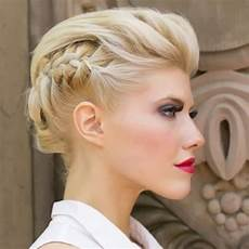 Edgy Wedding Hairstyles