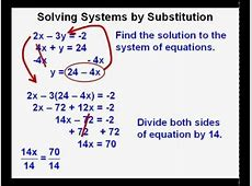 5x5 system of equations solver